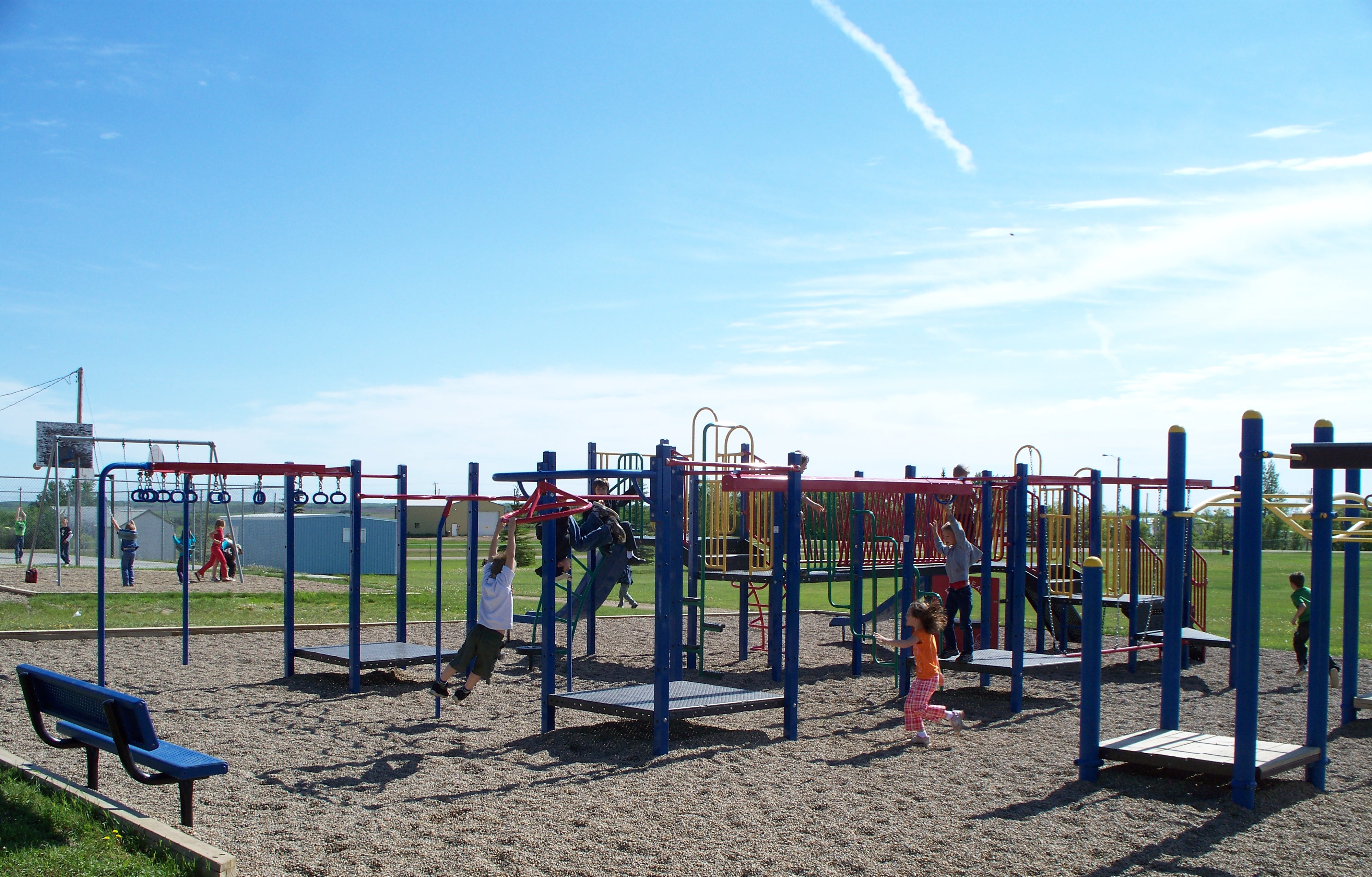Veteran School Playground